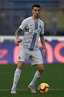 Matias Vecino of Internazionale in action during the Serie A 2018/2019 football match between Empoli and Internazionale at stadio Castellani, Empoli, December, 29, 2018 <br /> Foto Andrea Staccioli / Insidefoto
