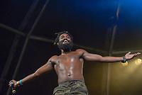 RIO DE JANEIRO, RJ, 28.07.2018 - LULA-LIVRE - Jonathan Azevedo  durante  Festival Lula Livre na Lapa, centro do Rio de Janeiro neste sábado, 28.  (Foto: Clever Felix/Brazil Photo Press)