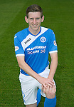 St Johnstone FC photocall Season 2016-17<br />Blair Alston<br />Picture by Graeme Hart.<br />Copyright Perthshire Picture Agency<br />Tel: 01738 623350  Mobile: 07990 594431