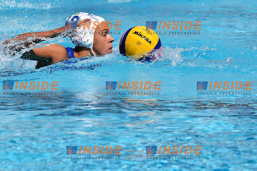 GARIBOTTA Arianna Italia <br /> Italy - France / Italia - Francia<br /> LEN European Water Polo Championships 2014<br /> Alfred Hajos -Tamas Szechy Swimming Complex<br /> Margitsziget - Margaret Island<br /> Day03 Women - July 16 <br /> Photo A.Staccioli/Insidefoto/