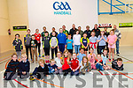 The Future of Glenbeigh Handball<br /> Glenbeigh Handball Club's members old &amp; young at the opening of the new One Wall court in the Glenbeigh Sports Hall