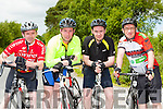 Competing in the Tour de Sliabh Luachra  on Sunday were Mike Cronin Rathmore, Eamon Foley Gneeveguilla, Jerry O'Donoghue Newmarket