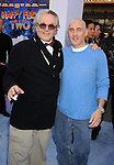 "HOLLYWOOD, CA - NOVEMBER 13: George Miller and Jeff Robinov attend the ""Happy Feet Two"" Los Angeles premiere held at the Grauman's Chinese Theatre on November 13, 2011 in Hollywood, California."
