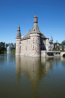 Belgium, Province Liege, Amay near Huy: Chateau de Jehay