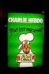 Charlie Hebdo for sale