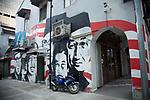 Malaysia - Kuala Lumpur | Public Art + Graffiti