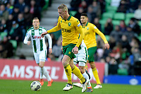 GRONINGEN - Voetbal, FC Groningen - ADO Den Haag,  Eredivisie , Noordlease stadion, seizoen 2017-2018, 11 -02-2018,   ADO Den Haag speler Lex Immers