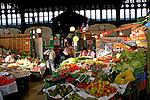 Mercado Público em Santiago. Chile. 2007. Foto de Cris Berger.
