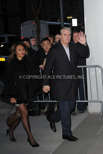 WWW.ACEPIXS.COM<br /> March 22, 2015 New York City<br /> <br /> Tara Wilson and Chris Noth attending the 'Mad Men' New York Special Screening at The Museum of Modern Art on March 22, 2015 in New York City.<br /> <br /> Please byline: Kristin Callahan/AcePictures<br /> <br /> ACEPIXS.COM<br /> <br /> Tel: (646) 769 0430<br /> e-mail: info@acepixs.com<br /> web: http://www.acepixs.com