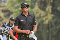 Dean Burmester (ZAF) departs the 18th tee during round 2 of the World Golf Championships, Mexico, Club De Golf Chapultepec, Mexico City, Mexico. 3/2/2018.<br /> Picture: Golffile | Ken Murray<br /> <br /> <br /> All photo usage must carry mandatory copyright credit (&copy; Golffile | Ken Murray)