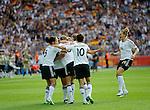 Fussball FIFA Frauen WM 2011: Deutschland - Kanada