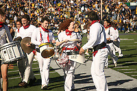 2 December 2006: The Stanford Band during Stanford's 26-17 loss to Cal in the 109th Big Game at Memorial Stadium in Berkeley, CA.