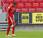 Sport: Fussball: 1. Bundesliga:: nphgm001:  Saison 19/20: 33. Spieltag: 1. FSV Mainz 05 vs SV Werder Bremen 20.06.2020<br />Tor durch Robin Quaison (M05),<br /> Foto: Bratic/rscp-photovia/via gumzmedia/nordphoto<br /><br />DFL regulations prohibit any use of photographs as image sequences and/or quasi-video.<br />EDITORIAL USE ONLY.<br />National and international News-Agencies OUT.<br /><br />  DFL REGULATIONS PROHIBIT ANY USE OF PHOTOGRAPHS AS IMAGE SEQUENCES AND OR QUASI VIDEO<br /> EDITORIAL USE ONLY<br /> NATIONAL AND INTERNATIONAL NEWS AGENCIES OUT