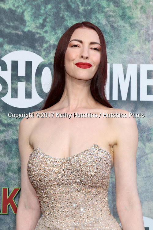 """LOS ANGELES - MAY 19:  Chrysta Bell at the """"Twin Peaks"""" Premiere Screening at The Theater at Ace Hotel on May 19, 2017 in Los Angeles, CA"""