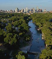 Austin Skyline aerials April 2016