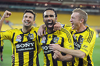 120330 A-League Elimination Football Final - Phoenix v Sydney FC