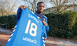 01.02.2019: Rangers training: Glen Kamara signs for Rangers