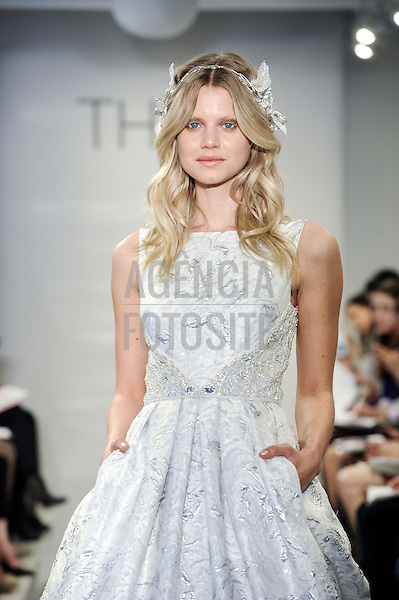 Theia, Bridal, Spring 2015, New York