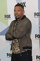 NEW YORK, NY - MAY 14: Jamie Foxx at the 2018 Fox Network Upfront at Wollman Rink, Central Park on May 14, 2018 in New York City.  <br /> CAP/MPI/PAL<br /> &copy;PAL/MPI/Capital Pictures