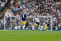 Sun 25 August 2013<br /> <br /> Pictured: Paulinho of Tottenham Hotspur shoots at goal<br /> <br /> Re: Barclays Premier League Tottenham Hotspur FC  v Swansea City FC  at White Heart Lane, Tottenham, London