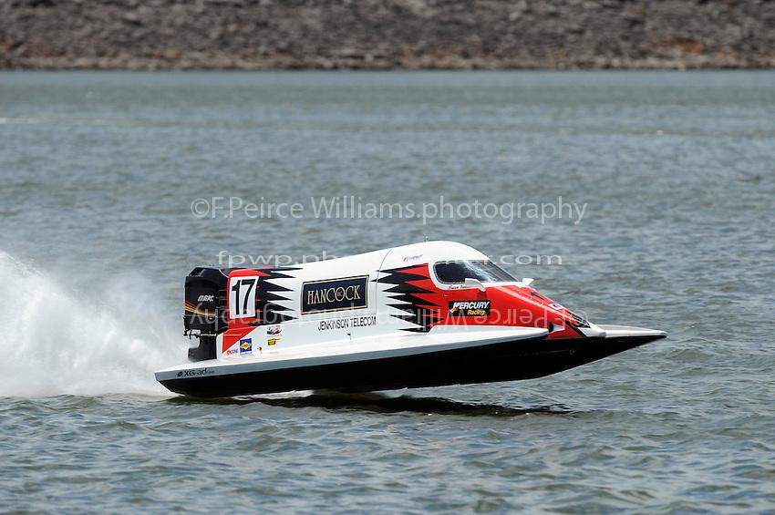 3-4 May 2008, Pickwick,TN USA.Brian Venten's Grand Prix/Mercury.©2008 F.Peirce Williams
