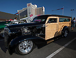 A 1937 Chevy Wood during Hot August Nights at the Grand Sierra Resort on Tuesday, August 2, 2016.
