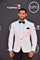 Amir Khan at the 2018 ESPY Awards at the Microsoft Theatre LA Live, Los Angeles, USA 18 July 2018<br /> Picture: Paul Smith/Featureflash/SilverHub 0208 004 5359 sales@silverhubmedia.com