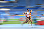 Shinya Wada &amp; Takashi Nakata (JPN), <br /> SEPTEMBER 8, 2016 - Athletics : <br /> Men's 5000m T11 Final<br /> at Olympic Stadium<br /> during the Rio 2016 Paralympic Games in Rio de Janeiro, Brazil.<br /> (Photo by AFLO SPORT)