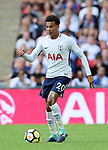 Tottenham's Dele Alli in action during the pre season match at Wembley Stadium, London. Picture date 5th August 2017. Picture credit should read: David Klein/Sportimage