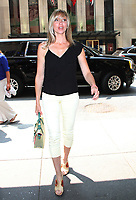 AUG 18 Debbie Gibson sighted in NYC