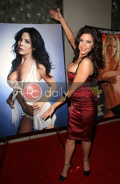 Christa Campbell<br />at the party for her appearance in Playboy Magazine. Mood, Hollywood, CA. 08-15-07<br />Dave Edwards/DailyCeleb.com 818-249-4998