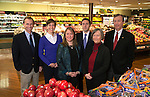 Owners Portrait.  ShopRite, Little Falls, NJ