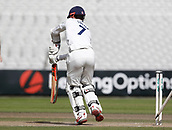 8th September 2017, Emirates Old Trafford, Manchester, England; Specsavers County Championship, Division One; Lancashire versus Essex; Another wicket for Lancashire as Tom Bailey bowls James Foster and Essex are 151-7
