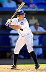 17 March 2007: New York Mets infielder Mark Kiger in action against the Washington Nationals on St. Patrick's Day at Tradition Field in Port St. Lucie, Florida...Mandatory Photo Credit: Ed Wolfstein Photo