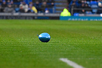 A ballon drifts across the pitch in the wind during Portsmouth vs Shrewsbury Town, Sky Bet EFL League 1 Football at Fratton Park on 15th February 2020