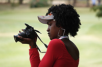 Local Photographer during the third round of the Magical Kenya Open presented by ABSA, played at Karen Country Club, Nairobi, Kenya. 16/03/2019<br /> Picture: Golffile | Phil Inglis<br /> <br /> <br /> All photo usage must carry mandatory copyright credit (&copy; Golffile | Phil Inglis)