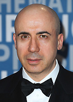 MOUNTAIN VIEW, CA - DECEMBER 3:  Yuri Milner at the 6th Annual Breakthrough Prize at NASA Ames Research Center on December 3, 2017 in Mountain View, California. (Photo by Scott Kirkland/NatGeo/PictureGroup)