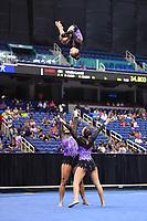 Kiley Allen, Jayme Maynard, Grace Vance (Aerials Ath OHIO)