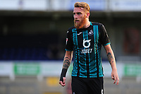 Oli McBurnie of Swansea City during the pre-season friendly match between Bristol Rovers and Swansea City at The Memorial Stadium in Bristol, England, UK. Tuesday, 23 July 2019