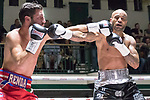 Leon Mckenzie vs Cello Renda 10x3 - Super Middleweight Southern Area Title Contest