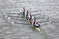 Crew: 60   London     B<br /> <br /> Eights Head of the River (HoRR) 2018<br /> <br /> To purchase this photo, or to see pricing information for Prints and Downloads, click the blue 'Add to Cart' button at the top-right of the page.