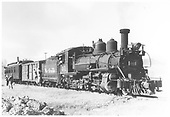 RD165 RGS Locomotive No. 461