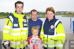 Cycling in the Heros week cycle from the Tralee Wetlands to Dingle on Sunday were From Left: Jason Wallace, Jason Brick, Odin McNulty, Majella Ford.