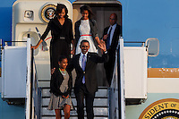 13-06-18 Obama Ankunft Tegel