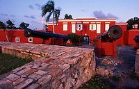 Fort Frederik, Frederiksted, St. Croix, U.S. Virgin Islands