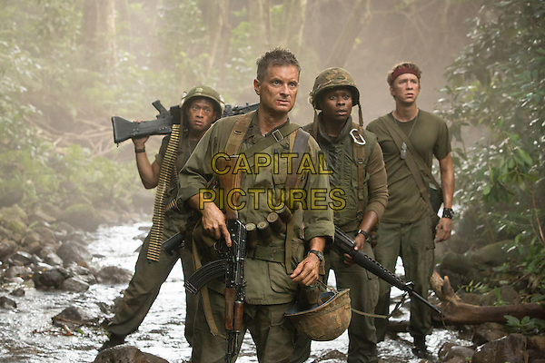 Kong: Skull Island (2017) <br />  Shea Whigham, Thomas Mann, Jason Mitchell, Dat Phan<br /> *Filmstill - Editorial Use Only*<br /> CAP/KFS<br /> Image supplied by Capital Pictures