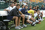 26 August 2011: Harrisburg head coach Bill Becher. The Harrisburg City Islanders defeated the Rochester Rhinos 2-1 in their USL PRO semifinal played at Sahlen's Stadium in Rochester, New York.