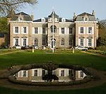 Saumarez Park Manor house and garden, Castel, Guernsey