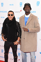 Nico and Vinz<br /> at WE Day 2016 at Wembley Arena, London<br /> <br /> <br /> &copy;Ash Knotek  D3096 09/03/2016