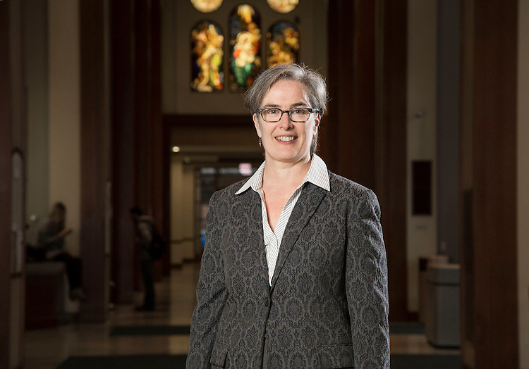 DePaul University announces Lucy Rinehart, will be interim dean of College of Liberal Arts and Social Sciences. (DePaul University/Jamie Moncrief)